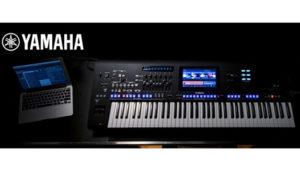 Yamaha descubre su nuevo teclado, Genos