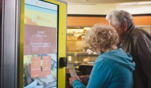 Esta cadena de comida rápida introduce el reconocimiento facial en sus restaurantes