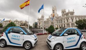 car2go publica su informe sobre el carsharing con vehículos autónomos y flotas completamente eléctricas