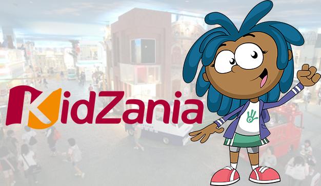 Kidzania refresca imagen corporativa y crea nuevo personaje