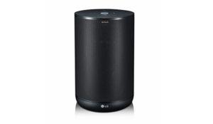 ThinQ Speaker, el altavoz con Google Assistant que presentará LG en el CES Las Vegas