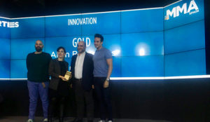 Los premios Smarties reconocen la labor de Mindshare en el marketing móvil