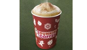 Papá Noel y los reyes magos llevan a Dunkin' Coffee