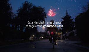 Sra. Rushmore crea la campaña de Navidad de Vodafone
