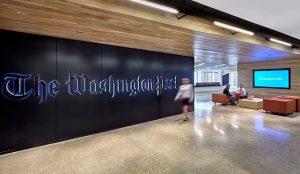 The Washington Post quiere vender contenido de marca internacionalmente