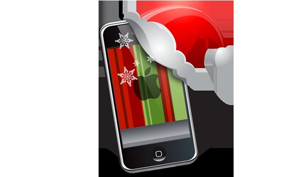 Apple, a la cabeza de la activación de dispositivos móviles en Navidad