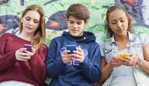 El 90% de los adolescentes quiere ser popular en redes sociales