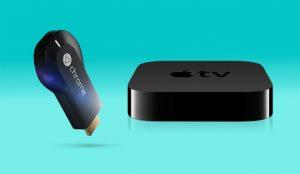 Amazon, dispuesto a volver a hacer hueco en su web a Chromecast y Apple TV