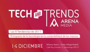 Tecnología y tendencias tienen una cita el próximo 14 de diciembre en