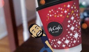 La nueva publicidad de McDonald's usa los Bitmojis de Snapchat