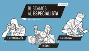 Arranca la 4ª edición del concurso El Especialista con 3 premios de 2.000€ en juego