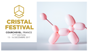 Cristal Festival pone el broche de oro al 2017 celebrando la audacia de la industria creativa