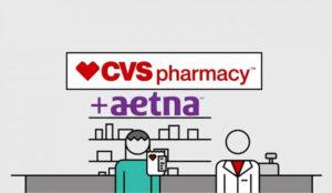 La cadena de farmacias CVS y la aseguradora Aetna se