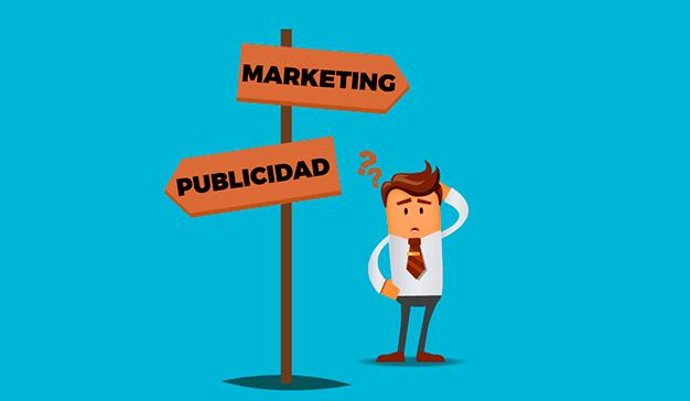 diferencias marketing y publicidad