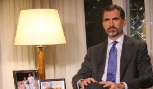 El 67% de los españoles es fiel al discurso de Nochebuena del Rey