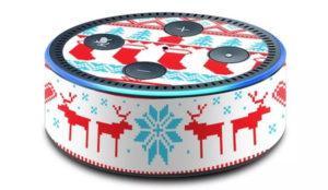 Amazon vendió como churros altavoces inteligentes Echo Dot esta Navidad