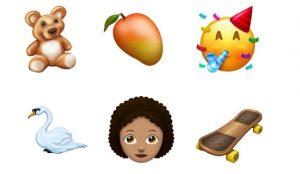 Estos son los nuevos emojis que trae Unicode para 2018