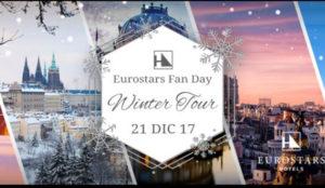 Eurostars Fan Day sorteará 50 estancias de lujo en sus hoteles