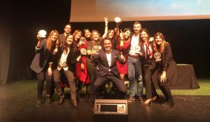 Avantine triunfa como agencia del año en los Premios Agripina 2017