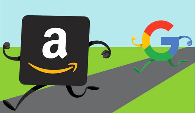 La batalla entre Google y Amazon ha comenzado con YouTube como protagonista