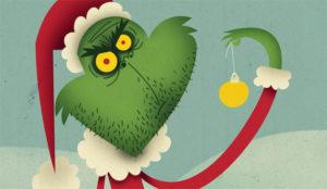 Los posts navideños sacan al 28% de los usuarios 2.0 el Grinch que llevan dentro
