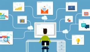 Internet representará el 94% del gasto publicitario entre 2017 y 2020