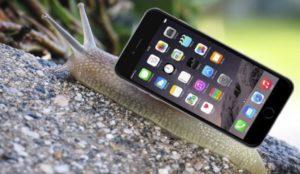 El desgaste de la batería puede estar detrás de la ralentización de los smartphones