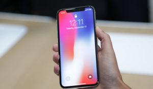 Los analistas prevén el pinchazo del iPhone X