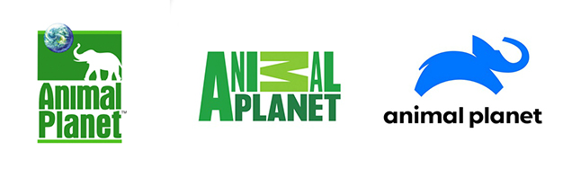 evolution logo animal planet