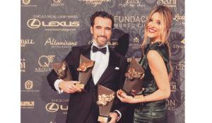 Avantine consigue el premio especial a la agencia más creativa, en los luxury awards 2017