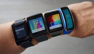 El mercado de los smartwatches, cada vez más en descenso