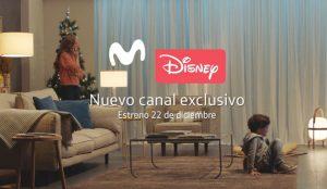 Movistar y Disney se unen para lanzar un nuevo canal de televisión exclusivo