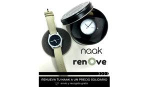 Naak lanza una campaña solidaria a favor de las personas en riesgo de exclusión social