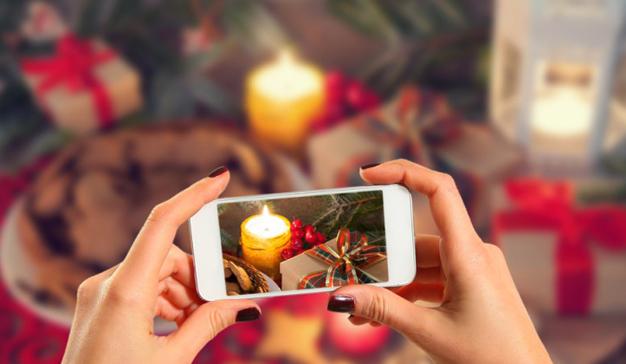 El 80% de los españoles compartirá sus fotografías navideñas en las redes sociales