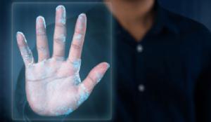 Samsung podría introducir el desbloqueo con la palma de la mano