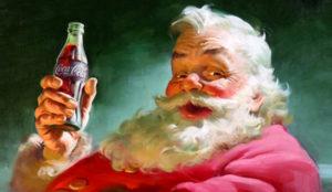El traje rojo de Papá Noel y otras (rentables) tradiciones inventadas por los marketeros