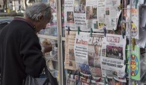 Un 40% de la población desconfía de los medios de comunicación