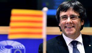 Puigdemont gana por goleada las elecciones en Instagram