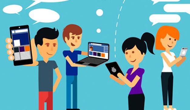 La Generación Z es más activa en redes sociales que los millennials