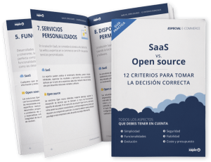 Nube vs. código abierto - ¿qué solución elegir para tu tienda online?