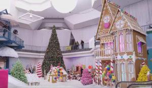 Samsung despliega su espíritu navideño creando un auténtico mundo de fantasía para niños