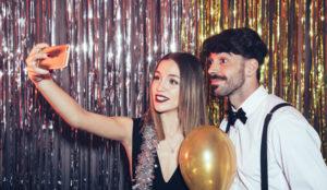 Esta Nochevieja se harán seis millones de selfies en España