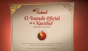Suchard une a los amantes y detractores de la Navidad en su nueva campaña