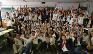 30 empresas se reúnen en Valencia, en la III edición de QdaT, buscando el talento más competente