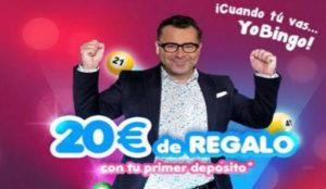 Publips-Serviceplan firma la nueva campaña de TV de YoBingo.es