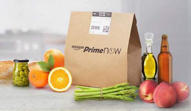 Amazon prevé acuerdos con mercados para crecer en el sector de la alimentación