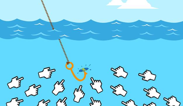 Con los nuevos cambios en Facebook, el clickbait dejará de ser eficaz para los medios