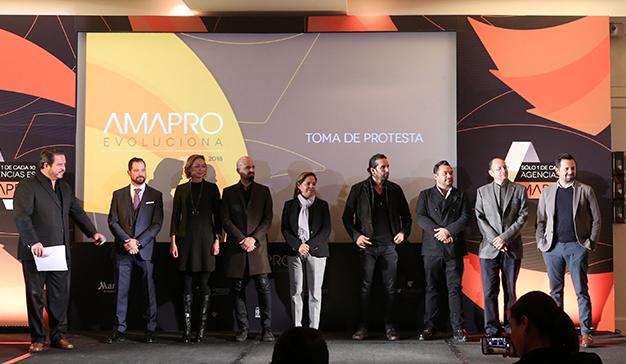 Kick Off 2018 de la AMAPRO en México