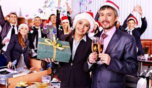 Los regalos de Navidad ayudan a motivar a los trabajadores