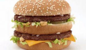 Así son los productos de McDonald's antes de pasar por el Photoshop